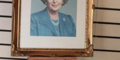 FOTOS. Thatcher no tendrá funeral de Estado