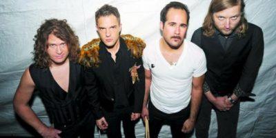 "The Killers en Latinoamérica:  ""No estamos buscando fama"""