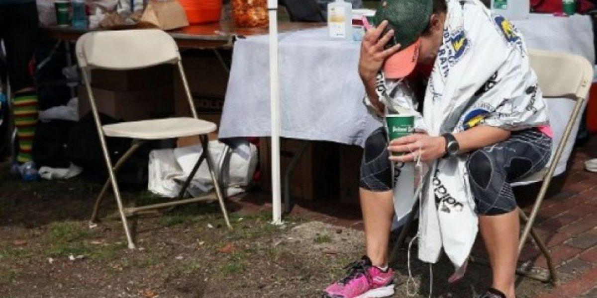 FOTOS. Explosiones matan a dos en Maratón de Boston