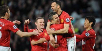 Manchester United campeón de la Premier League