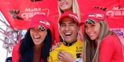 Colombia domina la vuelta