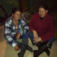 Mi nombre es Amanda Melgar y el de mi mami es Olgui Melgar. La quiero mucho x ser una mama ejemplar!!