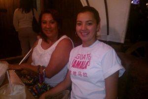 mi nombre es Jacky Saravia y el de mi mama es Melida de Saravia La amo y gracias a su ejemplo de fuerza soy una persona