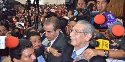 Efraín Ríos Montt fue condenado a 50 de prisión por crímenes contra la humanidad. Foto:Juan José López Torres