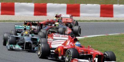 Fernando Alonso gana el GP de F1 de España