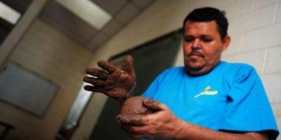 FOTOS. Discapacitados salvadoreños son artistas del barro