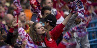 Atlético de Madrid celebra su Copa del Rey con la afición