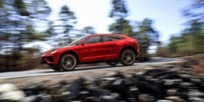 Lamborghini confirmó la creación de su primer SUV