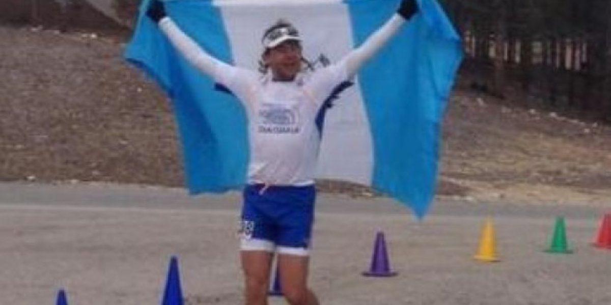 JC Sagastume gana ultramaratón de 220 kms