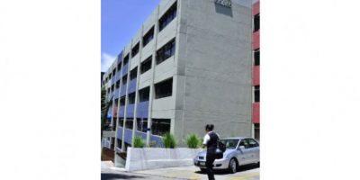 El campus se ubica en la zona 10 capitalina. Foto:Juan José López Torres