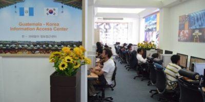 Este centro de computación está abierto a cualquier ciudadano. Foto:Juan José López Torres