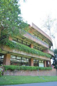 Centro Estudiantil. Foto:Juan José López Torres