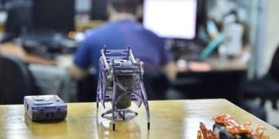 Si estás interesado en robótica, esta es una opción para que la consideres. Foto:Juan José López Torres
