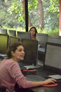 El equipo informático es de última generación. Foto:Juan José López Torres