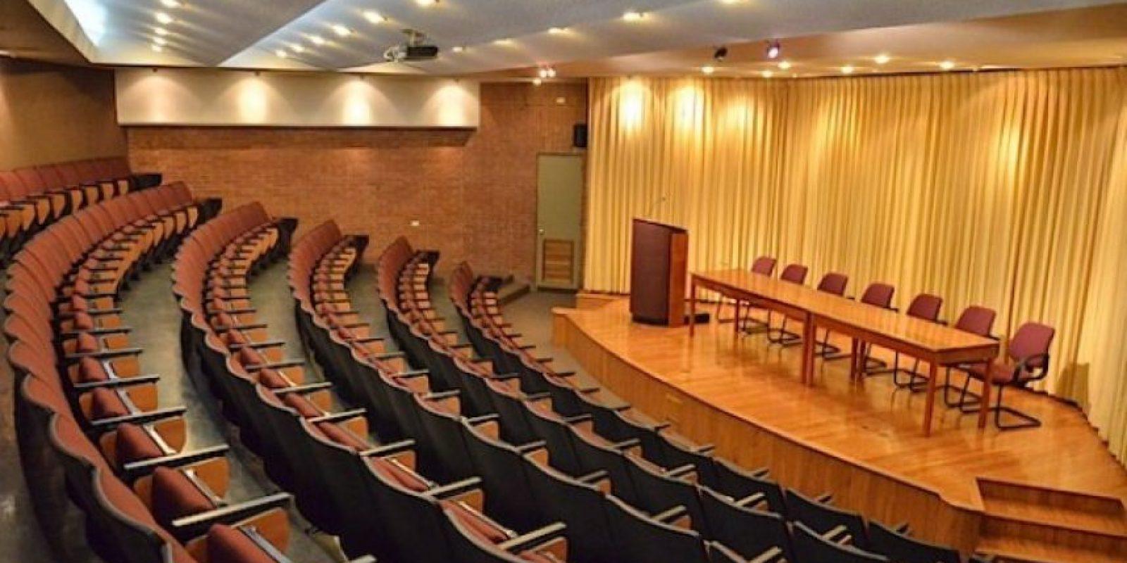 Auditorio. Foto:Juan José López Torres