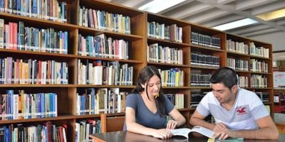 La biblioteca. Foto:Juan José López Torres