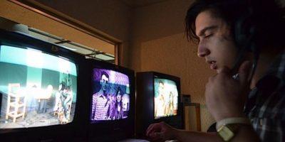 Cada jueves, se realiza una producción audiovisual que se transmite en Internet. Foto:Juan José López Torres