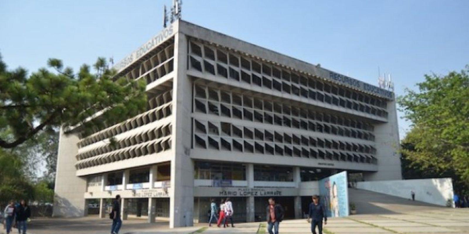 Biblioteca. Foto:Juan José López Torres