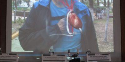 Salvador, el primer latinoamericano con corazón artificial