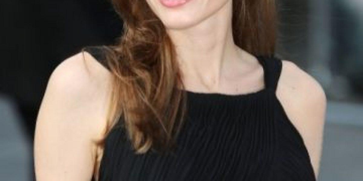 Angelina Jolie reaparece en público tras revelar su doble mastectomía