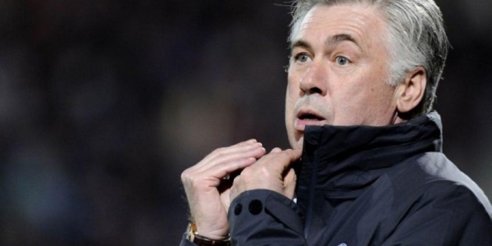 Carlo Ancelotti (PSG) – 17,6 millones de dólares.