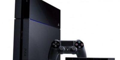 Sony presenta el PlayStation 4