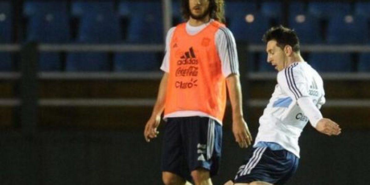 Argentina regresará hoy al estadio Mateo Flores