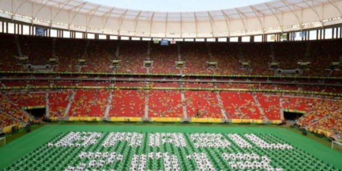 FOTOS. Ceremonia inaugural de la Copa Confederaciones Brasil 2013