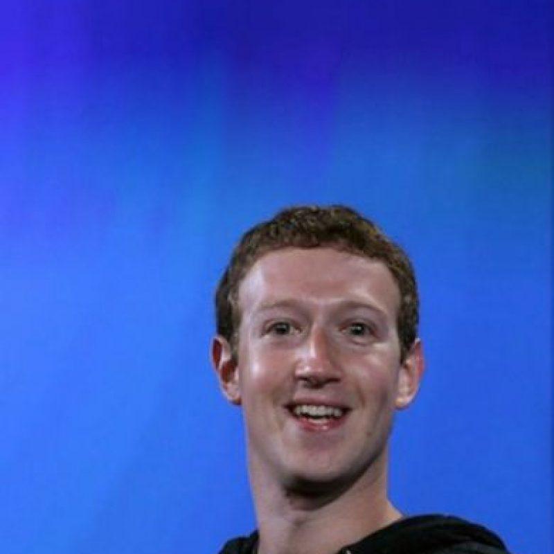 Mark Zuckerberg (28 años) Creador de Facebook. Tiene una fortuna avaluada en US$13,3 mil millones.