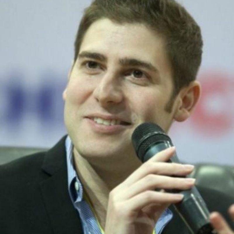 Eduardo Saverin (30 años) Cofundador de Facebook. Su fortuna está calculada en US$2,2 mil millones.