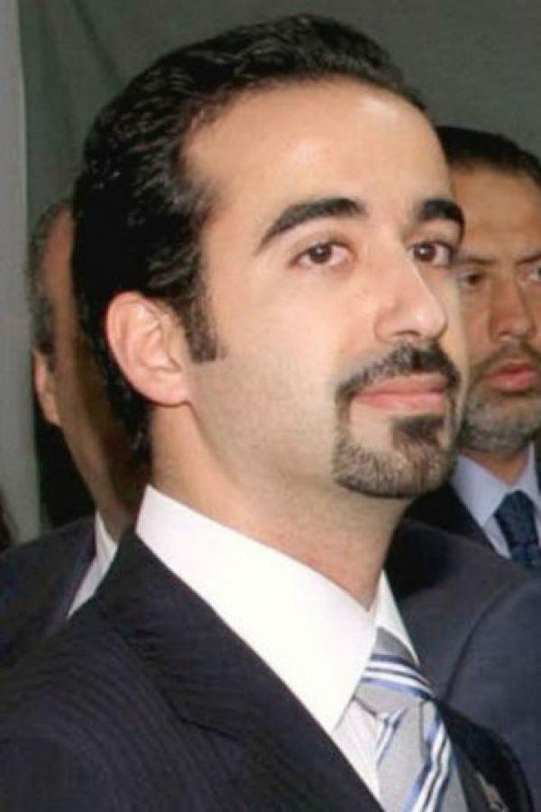 Ayman Hariri (34 años) Es otro de los hijos del Primer Ministro libanés, Rafik Hariri y que trabaja en Saudi Oger, la compañía de construcción más grande de Arabia Saudita y la fuente de la fortuna de la familia Hariri.