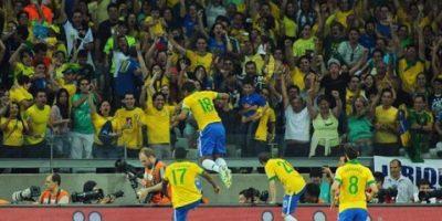 GALERÍA. Brasil clasifica invicto
