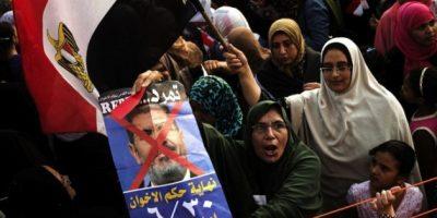 Ejército egipcio destituye al presidente Mohamed Mursi