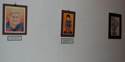 Caricaturista quetzalteco es reconocido por extranjeros