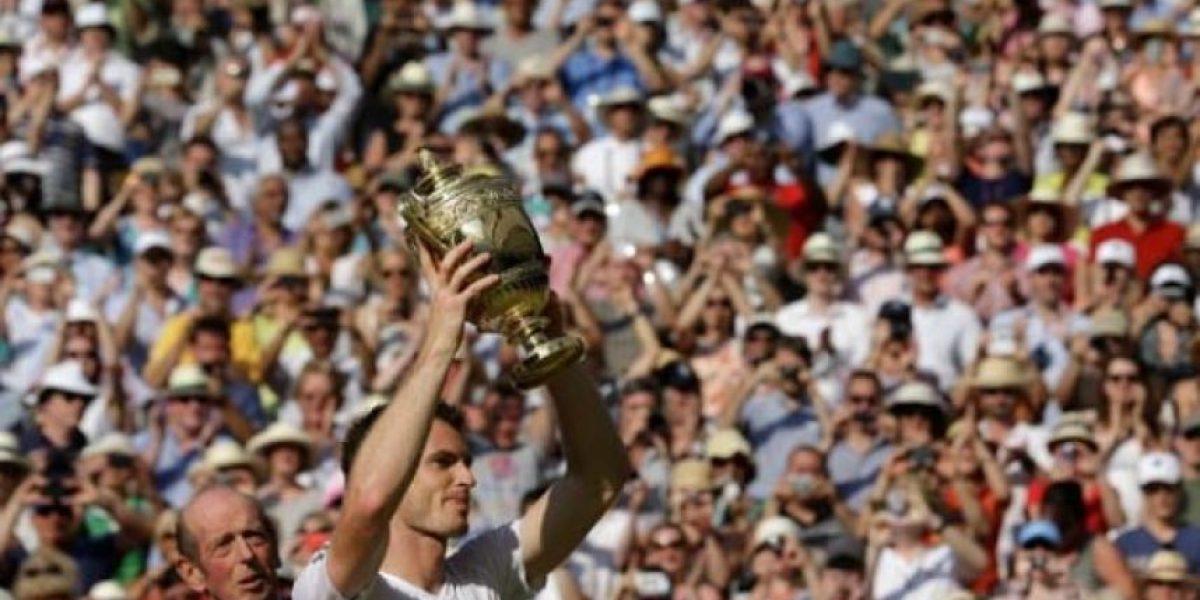Murray reescribe la historia en Wimbledon