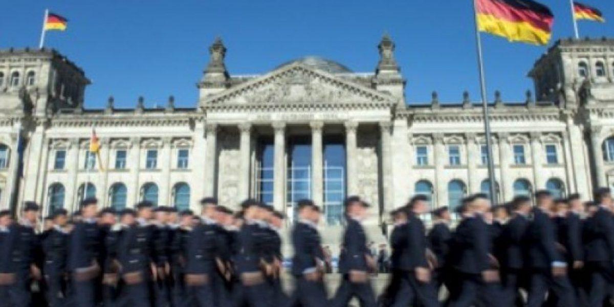 FOTOS. Alemania homenajea a organizadores de