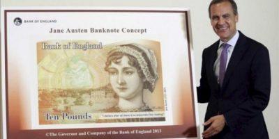 Jane Austen estará en los billetes de 10 libras en 2017
