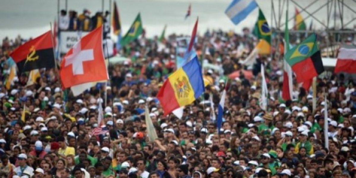 FOTOS. Más de 3 millones de jóvenes asisten a misa de clausura de la JMJ