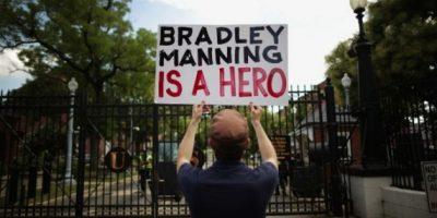 Bradley Manning espera una sentencia definitiva