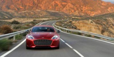Conoce el espectacular Rapide S, la nueva joya de Aston Martin