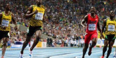 FOTOS: Bolt recupera el título mundial de los 100 metros