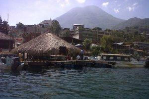 San Pedro La Laguna, Panajachel, por Mike