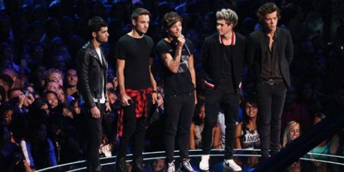 Se repartieron los premios MTV