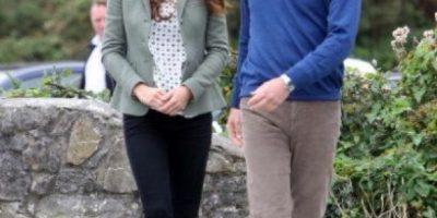 FOTOS: Kate Middleton reaparece por primera vez luego de dar a luz