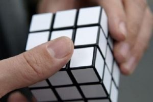 Cubo monocolor