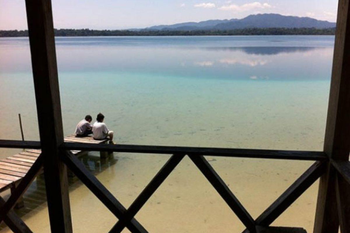 Laguna Lachuá Gaby Álvarez