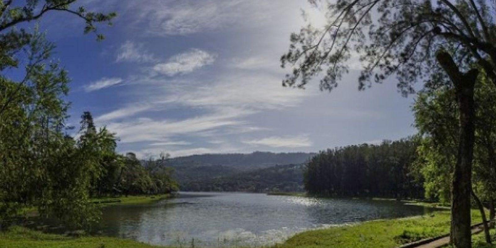 Laguna el Pino Pedro Pepió
