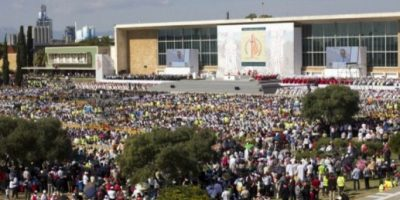 Realizan beatificación masiva de religiosos en España