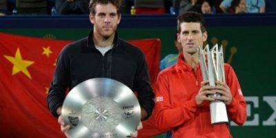 FOTOS: Djokovic gana el Masters de Shanghái