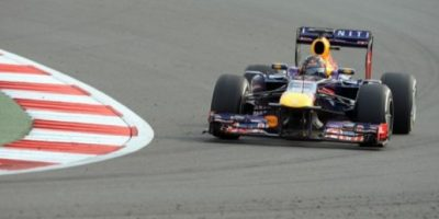 FOTOS. Vettel logra la pole position en la India